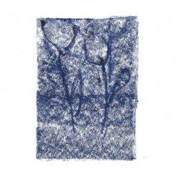 blaue stunde, pastel on paper-21cm × 29,7 cm-2017copyright-ninaansari-wp (4)