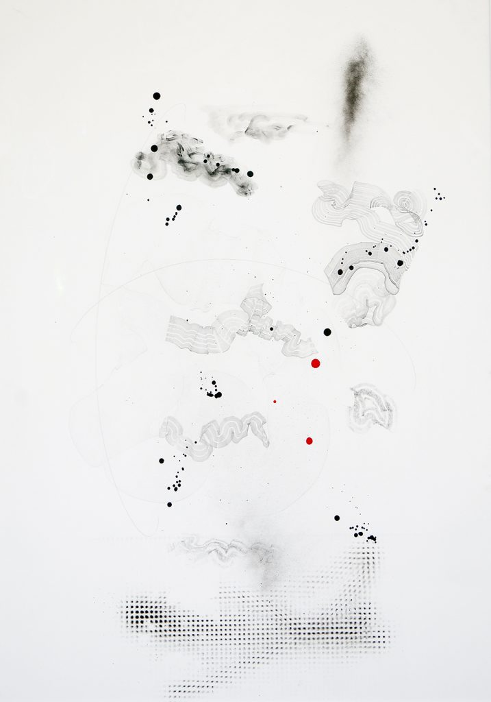 klang der stille2018 zeichnung copyright ninaansari wp 70x100 cm 2 717x1024 - Klang der Stille