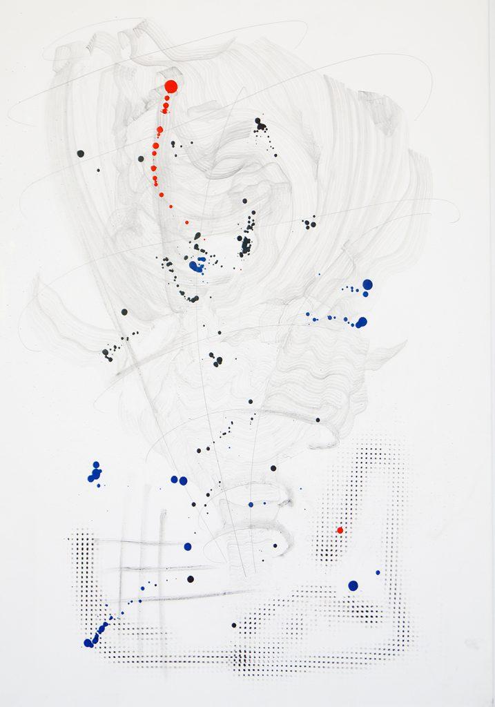 klang der stille2018 zeichnung copyright ninaansari wp 70x100 cm 717x1024 - Klang der Stille
